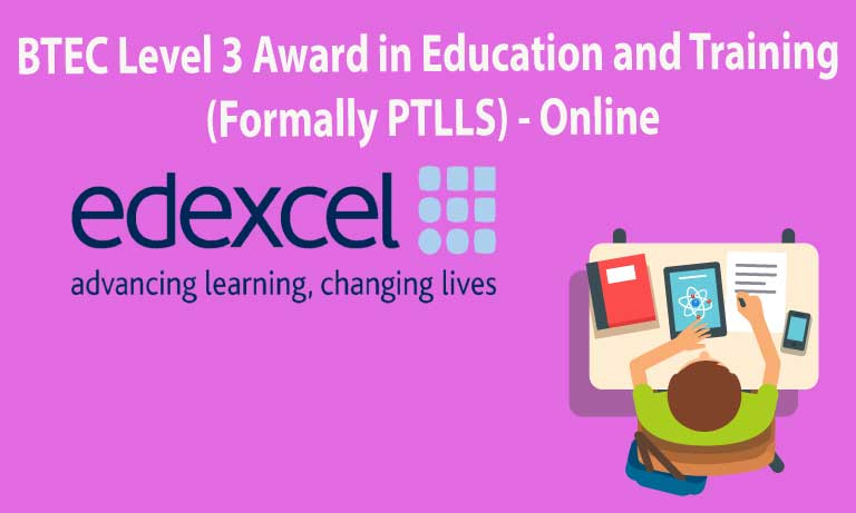 ptlls level 3 Level 3 award in education and training- aet (formally ptlls) is an essential  introduction for anyone wants to work and teach in 16 education sectors.