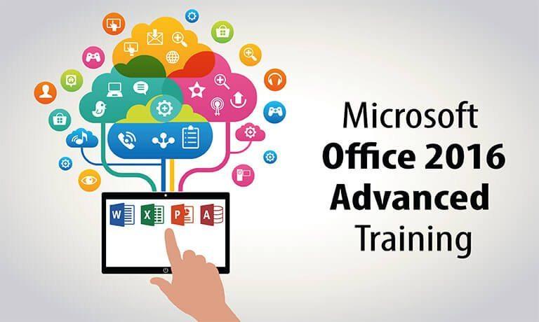 Microsoft Office 2016 Advance Training Study 365