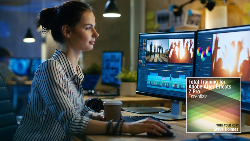 Adobe After Effects 7 Pro Essentials Training Course Study365