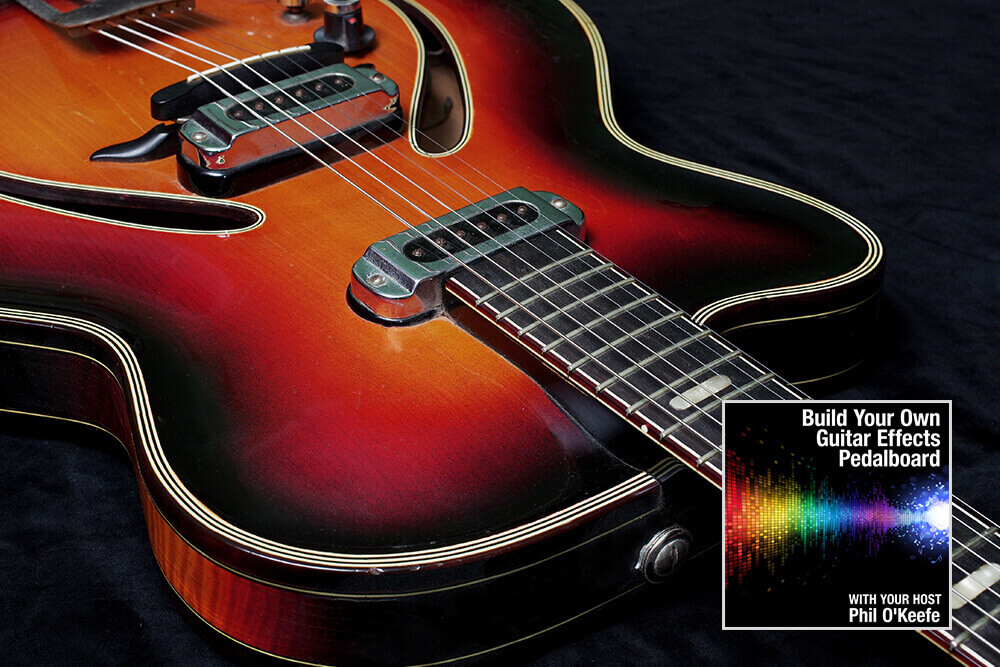 online course to build your own guitar effects pedalboard study365. Black Bedroom Furniture Sets. Home Design Ideas