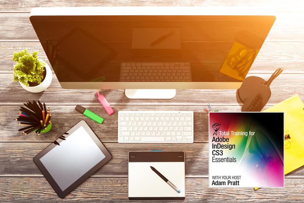 Adobe indesign cs3 essentials study 365 for Home designer essentials 2017 review