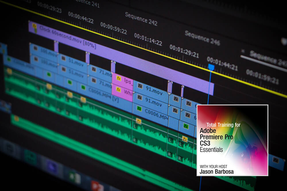 Adobe premiere pro cs3 essentials study 365 adobe premiere pro cs3 essentials ccuart Gallery